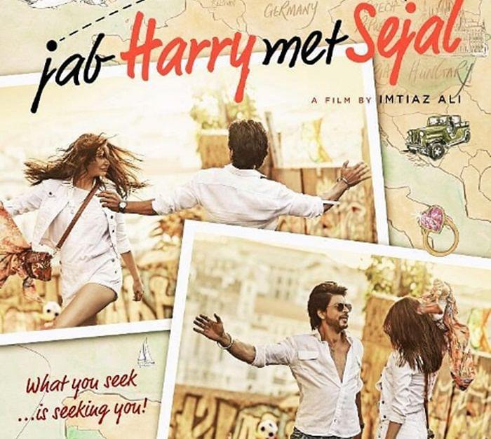 No similarity between 'Jab Harry met Sejal,' 'When Harry met Sally'