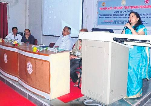 Bhopal: BSSS faculty attends training programme at IIT Kharagpur