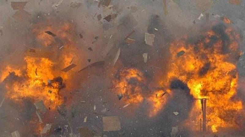 Taliban bombing kills 5, including Afghan police commander