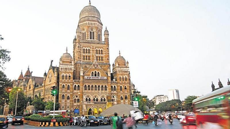 BMC expo on plastic, thermocol alternatives nowhere in sight
