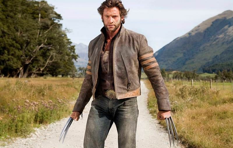 Jackman dresses up as Wolverine on Saturday nights