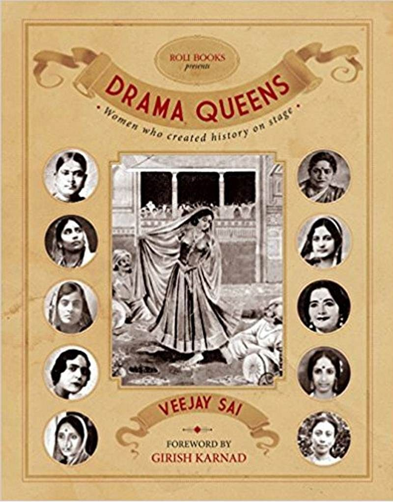 Drama Queens: Women Who Created History on Stage- Review