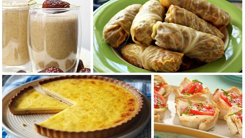 5 easy vegetarian dishes to try this Ramzan Eid
