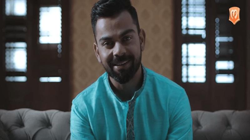 Must watch! How Virat Kohli wished Eid Mubarak to all