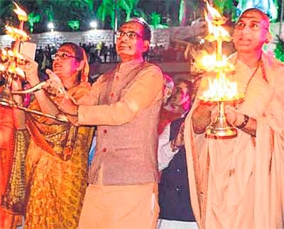Bhopal: Greens see red over religious overtones in plantation drive