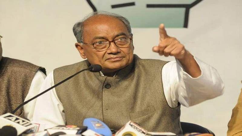 Bhopal: Hindutva word not in my dictionary, says Digvijaya Singh
