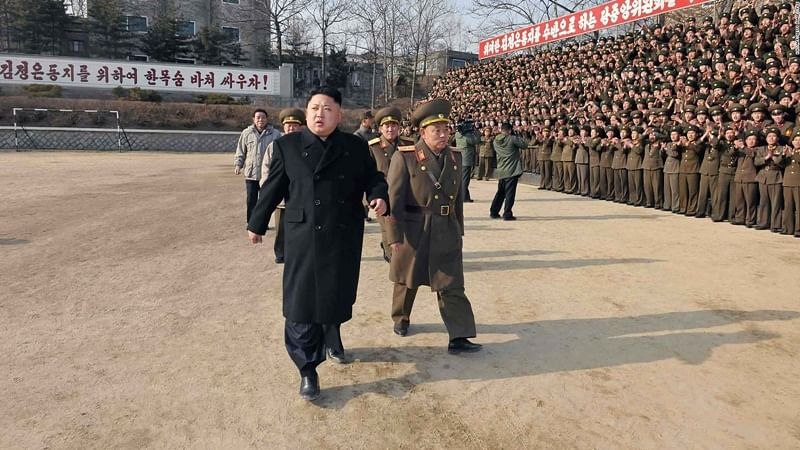 North Korea's Kim Jong Un supervises new 'guided weapon' test: state media
