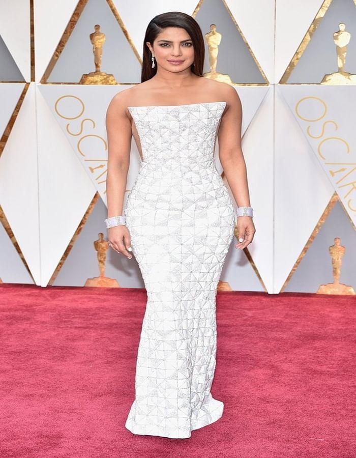 Feel really grateful to be part of Academy Awards: Priyanka Chopra