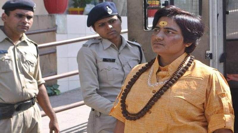 Pragya shocker on 26/11 martyr: 'Cursed Karkare & he died'