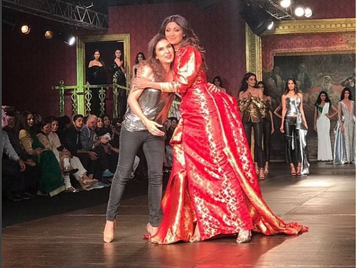 ICW 2017: Have made a lot of mistakes: Shilpa Shetty on her rise as fashion diva