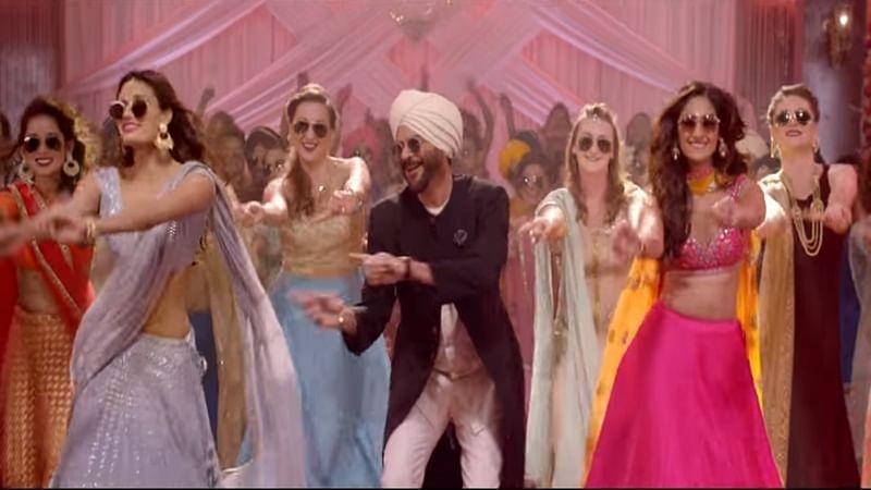 'The Google Song' from 'Mubarakan' brings wedding season back!