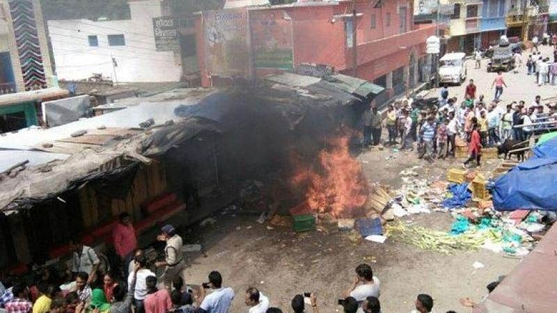 Uttarakhand: Clashes break out between two groups over social media post