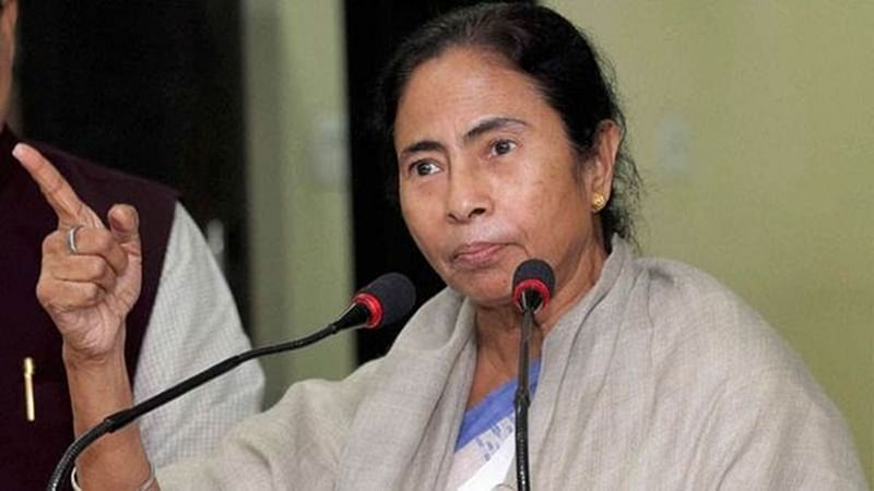 """West Bengal CM Mamata Banerjee hits out at BJP on fuel price, rupee depreciation, calls party """"anti-people"""""""