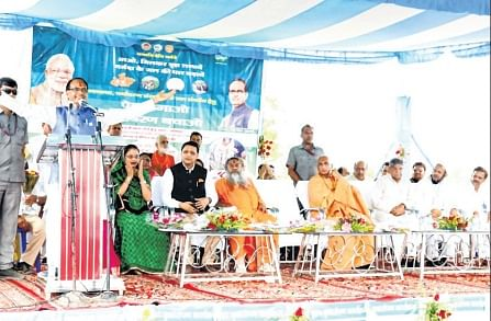 Bhopal: Drive will inspire protection of environment globally: CM