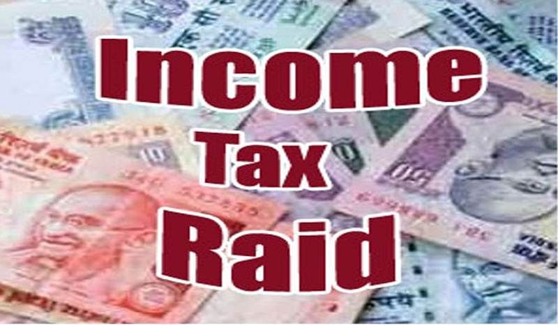 Indore: Raid takes a political turn