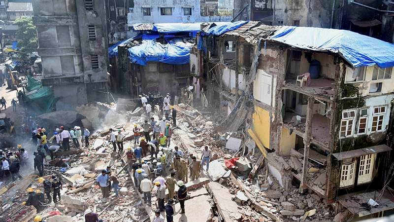 Mumbai building collapse: It's BMC versus MHADA versus the Saifee trust