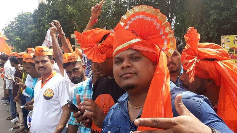 Silent Noise! Maratha Kranti Morcha takes Twitter by storm