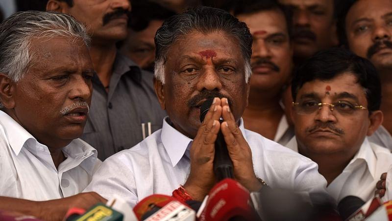 Tamil Nadu Deputy CM's son gets party post