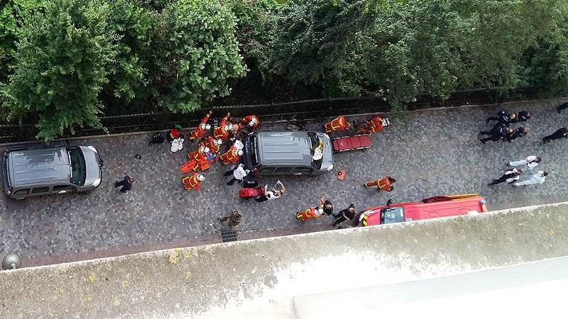 Paris Attack: Car rams into soldiers, 6 injured