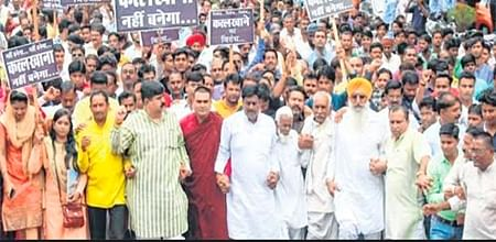 Bhopal: Parties unite against shifting of slaughterhouse from Jinsi