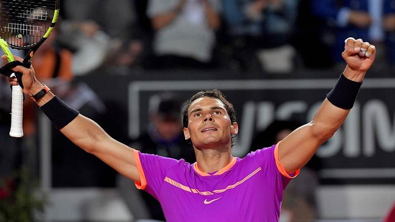ATP rankings: Rafael Nadal returns to No 1 after 3 years