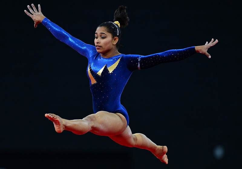 Artistic gymnastics World Cup: Dipa Karmakar qualifies for Vault Final, Aruna suffers knee injury