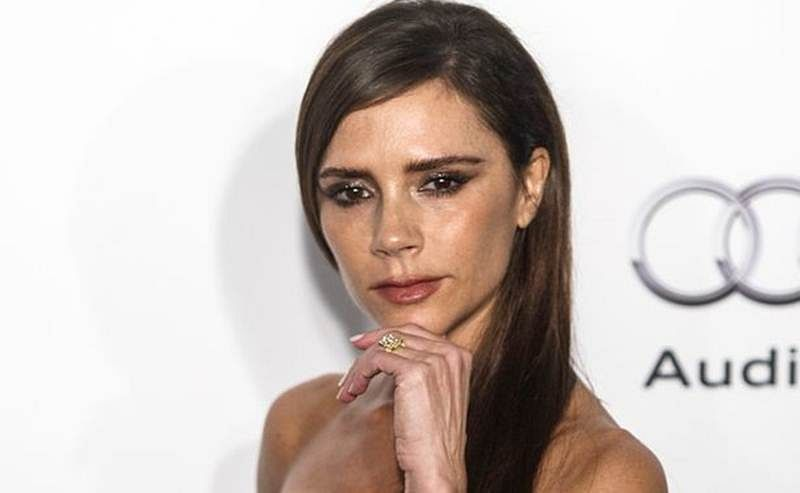 Victoria Beckham compared to thin crust pizza
