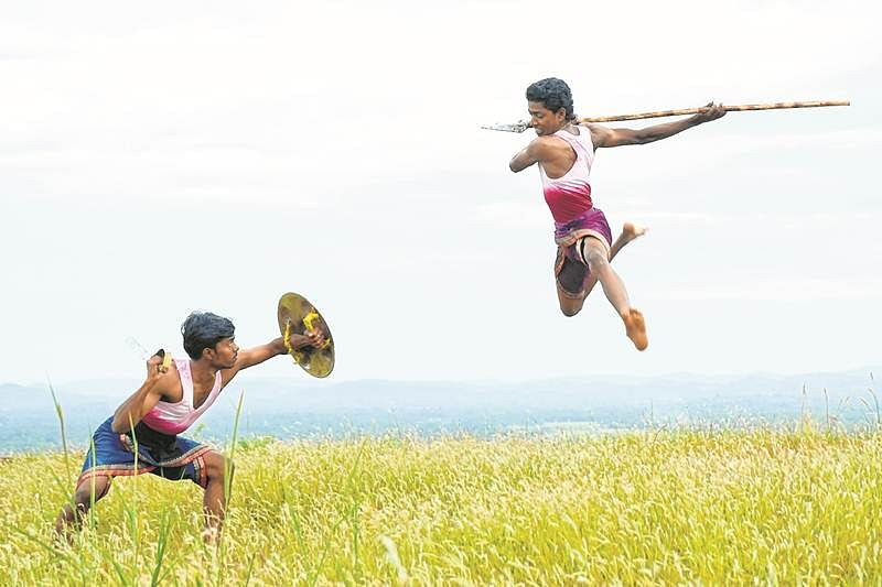 Kalarippayattu From martial art to fitness regime