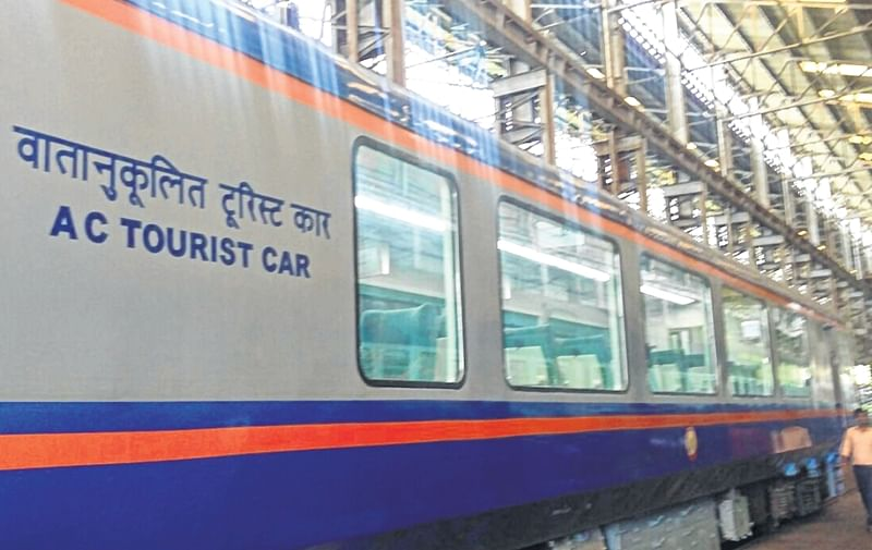 Mumbai: Second AC local train will be introduced on December 31