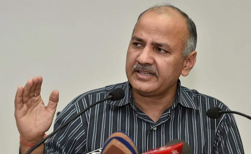 After Satyendar Jain, now Manish Sisodia begins hunger strike; Kejriwal, ministers spend second night at L-G office