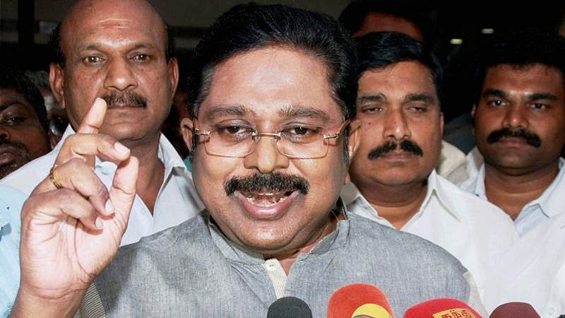 TTV Dhinakaran claims Paneerselvam wanted to meet him to 'oust' CM Palaniswami