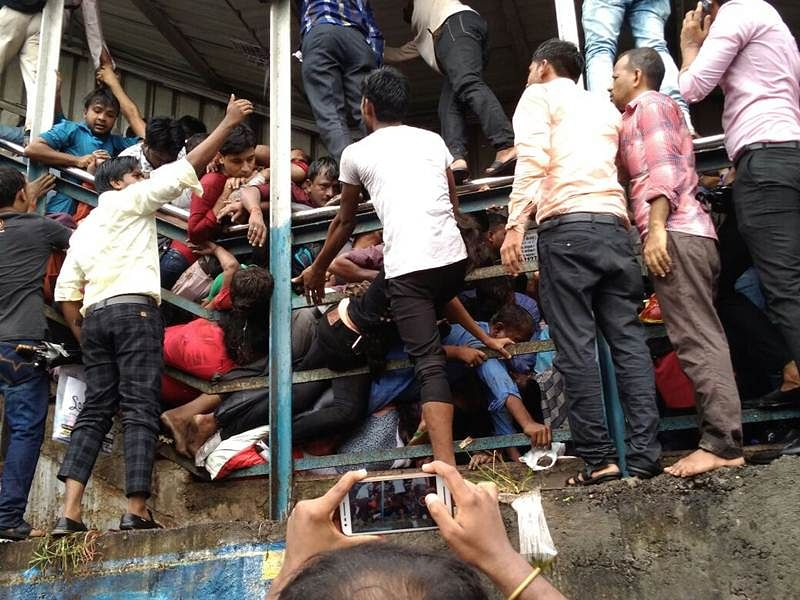 Elphinstone Road stampede: Shock and anger over tragedy in Mumbai