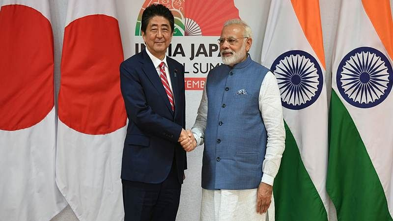 Bullet train will bring pace to development, says PM Modi after foundation laying ceremony