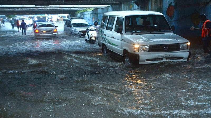 Heavy rainfall expected in Central Maharashtra, Konkan