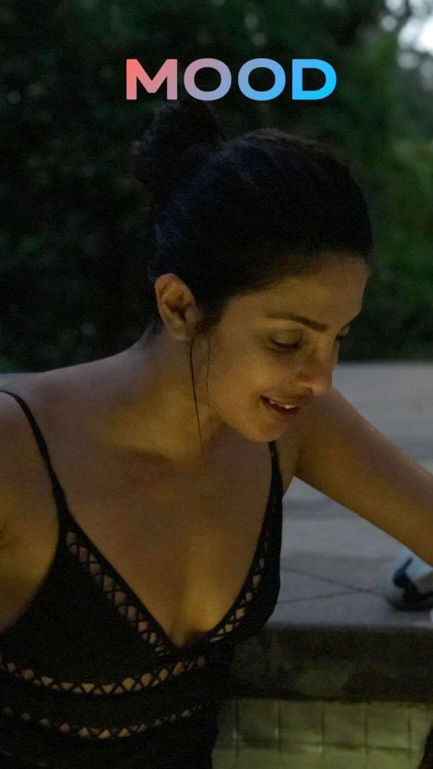 HOTNESS ALERT: Priyanka Chopra soaks in sun by the pool in a swimsuit in LA