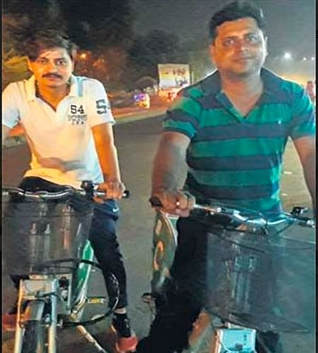 Bhopal: Residents pick up bicycling as fitness option