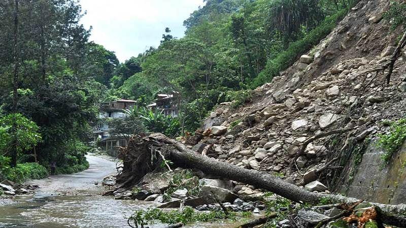 9 labourers killed in Pakistan landslide