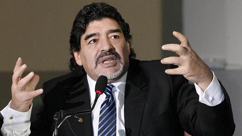 FIFA World Cup 2018: FIFA condemns Diego Maradona comments about England-Colombia referee