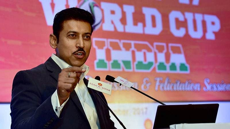 India vs Australia T20: Guwahati stone-throwing incident not reflective of our security measures, says Rajyavardhan Rathore