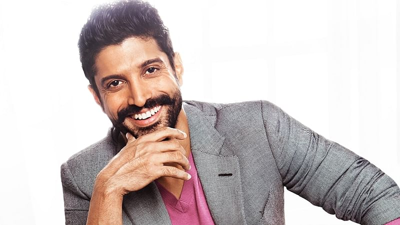 Farhan Akhtar begins prep for his next, The Sky Is Pink
