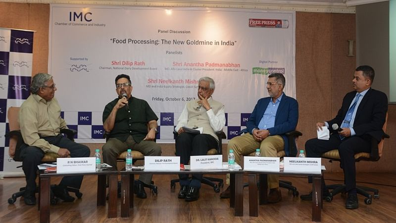 FPJ-IMC Forum: All about Indian food processing sector
