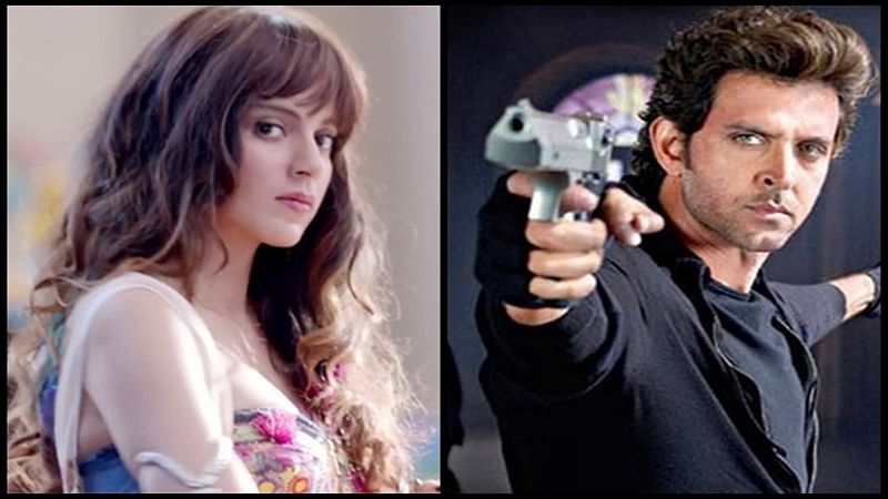 Hrithik-Kangana Controversy: Hrithik Roshan claims never met 'lady in question' one-on-one
