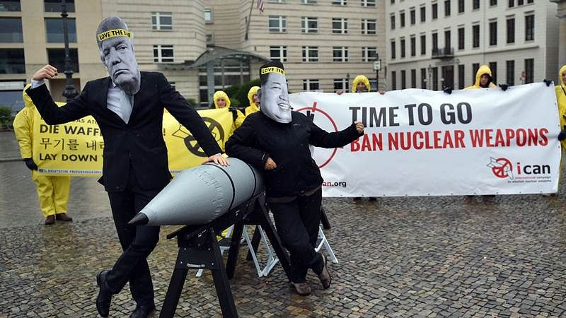 Nobel Peace Prize 2017 awarded to International Campaign to Abolish Nuclear Weapons