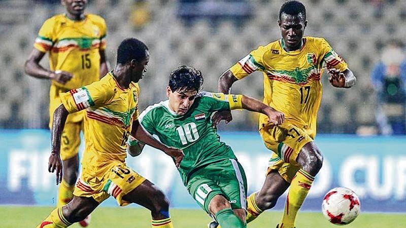 Mali thrash Iraq 5-1, sail to quarter-finals