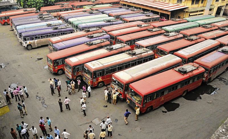 MSRTC launches non-AC bus service for long-distance routes from Mumbai to these destinations