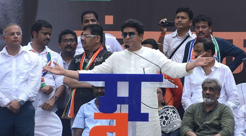 Raj Thackeray uses Elphinstone stampede to gain political mileage