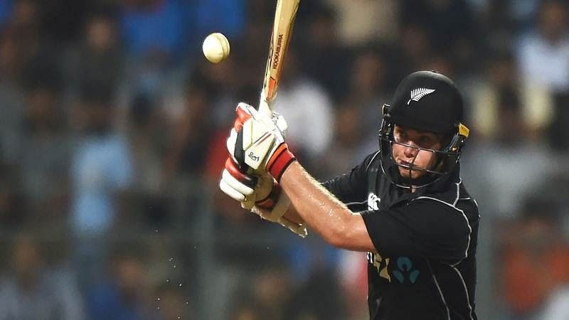 India vs New Zealand 2017 2nd ODI: I prefer the sweep against spinners, says Tom Latham