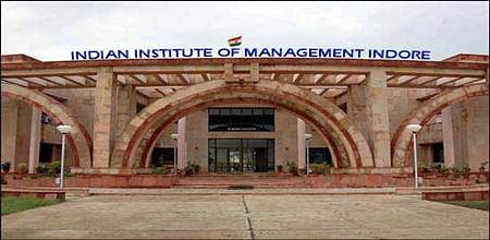 Indore: IIM fetches impressive hike in income from consultancy services