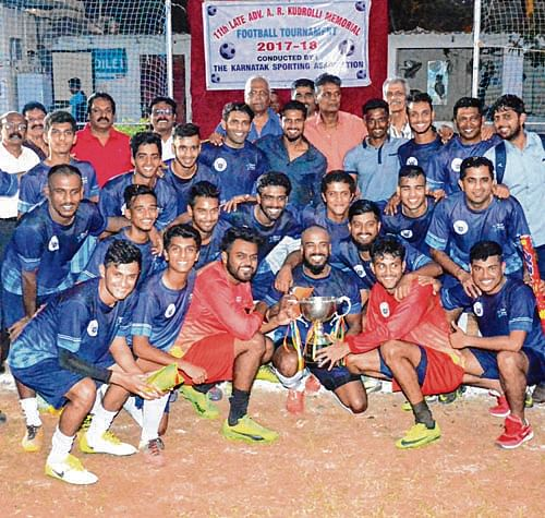 Star of Canara bags title