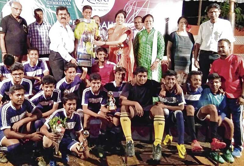 St. Lawrence, Don Bosco supreme in Under-16 and Under-14 Football